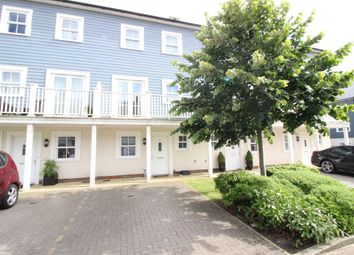 Thumbnail 3 bed town house to rent in Westmount Close, Worcester Park