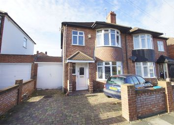 Thumbnail 3 bed semi-detached house for sale in Montbelle Road, London