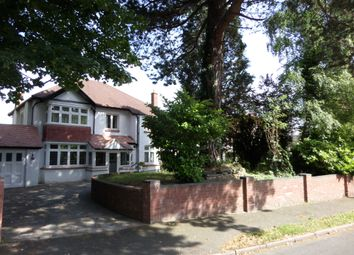 Thumbnail 5 bed detached house to rent in Selcroft Road, Purley, Surrey