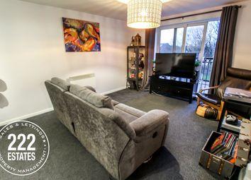 2 bed flat to rent in Greenings Court, Warrington WA2