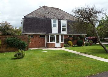 Thumbnail 4 bed link-detached house to rent in The Harrage, Romsey