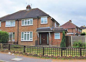 Thumbnail 3 bed semi-detached house for sale in St. Albans Road, Hemel Hempstead