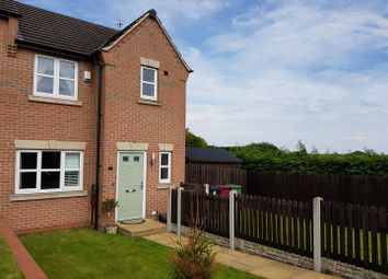 Thumbnail 3 bed town house for sale in Phoenix Rise, Pleasley, Mansfield