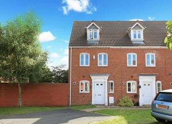 Thumbnail 3 bed town house for sale in Rothwell Close, St Georges, Telford