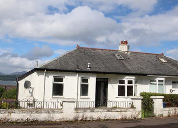 Thumbnail 2 bed bungalow for sale in Manor Crescent, Gourock, Inverclyde