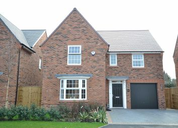 Thumbnail 4 bed detached house for sale in Symmonds Close, Wilmslow