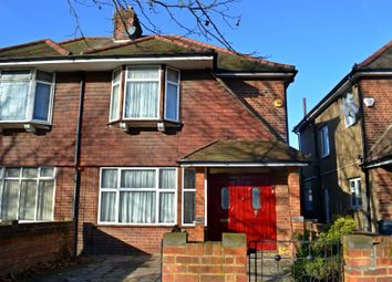Thumbnail 3 bed semi-detached house for sale in Hanworth Road, Hounslow