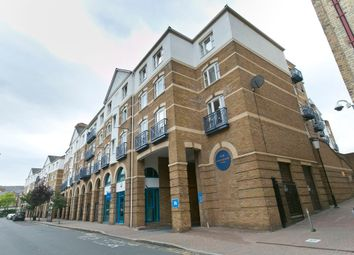 Thumbnail 1 bed flat to rent in King & Queen Wharf, Rotherhithe Street, London