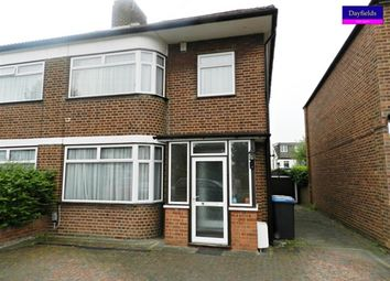 Thumbnail 3 bed semi-detached house to rent in Peartree Road, Enfield