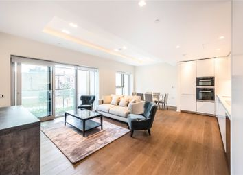 Thumbnail 3 bed flat for sale in Columbia Gardens, London