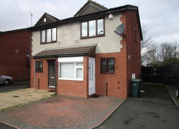 Thumbnail 2 bed property to rent in All Saints Way, West Bromwich