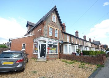 Thumbnail 4 bedroom end terrace house for sale in Gosbrook Road, Caversham, Reading