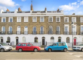 Thumbnail 6 bedroom terraced house for sale in Gibson Square, London