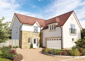 "Thumbnail 5 bedroom detached house for sale in ""The Dewar"" at Viewbank Avenue, Bonnyrigg"