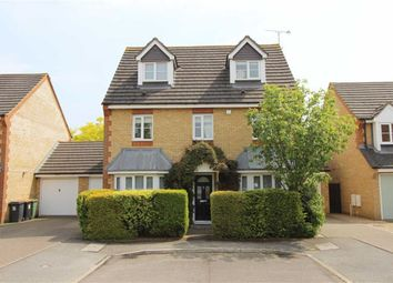 Thumbnail 5 bed detached house for sale in Warneford Way, Leighton Buzzard
