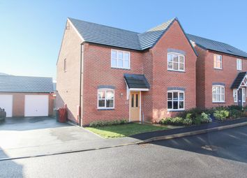 Thumbnail 4 bed detached house for sale in Gittos Lane, Wingerworth, Chesterfield