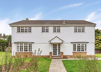 Thumbnail 5 bed detached house to rent in Beechwood Close, Long Ditton, Surbiton