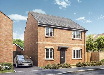 Thumbnail 4 bed detached house for sale in The Bauk, Houghton Regis, Dunstable