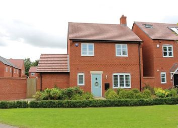 Thumbnail 4 bedroom property for sale in Norman Edwards Close, Nether Whitacre, Coleshill, Birmingham
