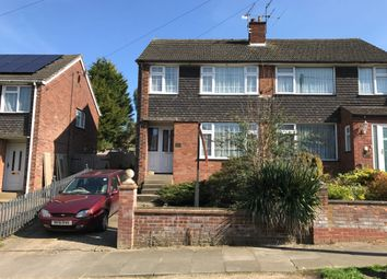 Thumbnail 3 bedroom semi-detached house to rent in Oulton Road, Ipswich