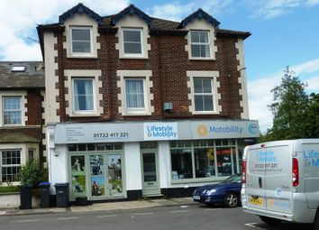 Thumbnail 2 bed flat to rent in 1A Nelson Road, Salisbury