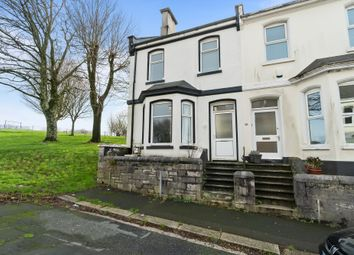 Thumbnail 4 bed end terrace house to rent in Dundonald Street, Stoke, Plymouth