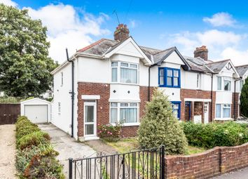 Thumbnail 3 bed semi-detached house for sale in Boswell Road, Cowley, Oxford