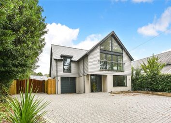 Thumbnail 4 bedroom detached house for sale in Rookes Lane, Lymington, Hampshire
