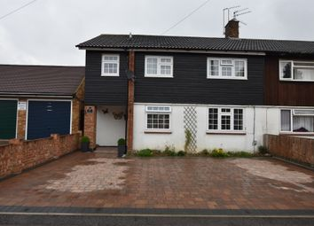 Thumbnail 4 bed end terrace house for sale in The Pelhams, Watford