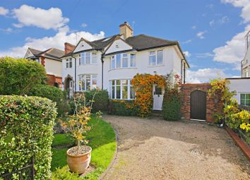 Thumbnail 3 bed semi-detached house for sale in Gills Hill Lane, Radlett