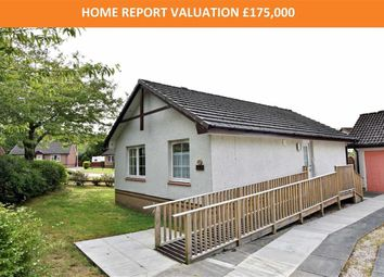 Thumbnail 2 bed detached bungalow for sale in Castle Heather Road, Inverness