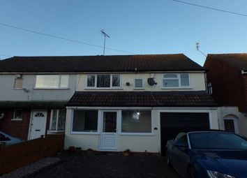 Thumbnail 3 bed semi-detached house to rent in Osmaston Road, Harborne, Birmingham
