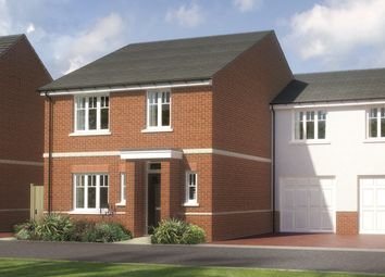 Thumbnail 4 bedroom semi-detached house for sale in The Norton, St John's, Chelmsford