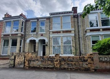 Thumbnail 4 bed terraced house for sale in Victoria Avenue, Princes Avenue, Hull