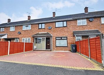 Thumbnail 3 bed terraced house for sale in Bowness Drive, Warndon, Worcester