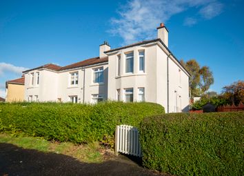 Thumbnail 3 bed flat for sale in Dunwan Place, Knightswood, Glasgow