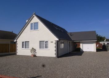 Thumbnail 3 bed detached house to rent in Station Road, Talacre, Holywell
