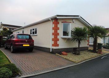 Thumbnail 2 bedroom mobile/park home for sale in Severn Bank Park, Stourport-On-Severn