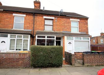 Thumbnail 2 bed terraced house for sale in Gratton Road, Bedford