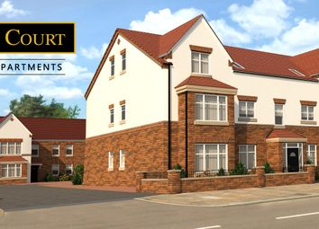 Thumbnail 3 bed maisonette for sale in Regent Court, Bawtry, Doncaster