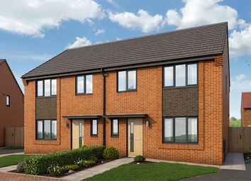 Thumbnail 4 bed semi-detached house for sale in Riverbank View, Littleton Road, Salford