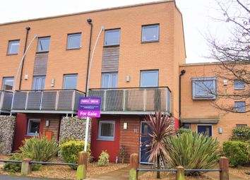 Thumbnail 4 bed town house for sale in Lowestoft Drive, Liverpool