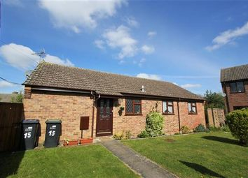 Thumbnail 3 bed bungalow for sale in Icknield Close, Cheveley, Newmarket