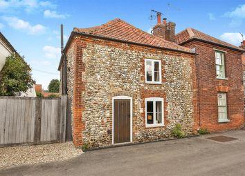 Thumbnail 2 bedroom property for sale in Back Street, South Creake, Fakenham
