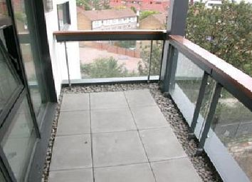 Thumbnail 3 bed flat to rent in Hailings Wharf, Channelsea Road, Stratford, London