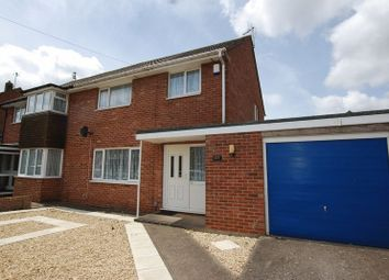 Thumbnail 3 bed semi-detached house to rent in Oldbury Court Road, Fishponds, Bristol