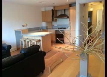 Thumbnail 2 bed flat to rent in Brindley Point Apartments St. Vincent Street, Birmingham, West Midlands