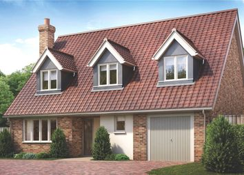 Thumbnail 3 bed detached bungalow for sale in Church Road, Great Plumstead, Norwich