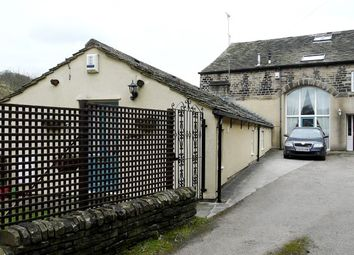 Thumbnail 4 bed cottage for sale in Woodhead Road, Holmfirth, West Yorkshire