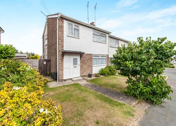 Thumbnail 3 bed semi-detached house for sale in Ainger Road, Dovercourt, Harwich